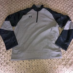 Men's Under Armor quarter zip